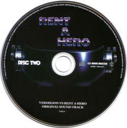 WM-0617~8 | Vermilion vs Rent a Hero Original Soundtrack - VGMdb