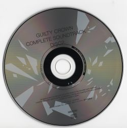 SVWC-70156~8 | GUILTY CROWN COMPLETE SOUNDTRACK - VGMdb