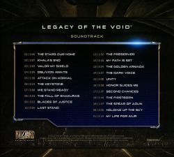 legacy of the void official soundtrack