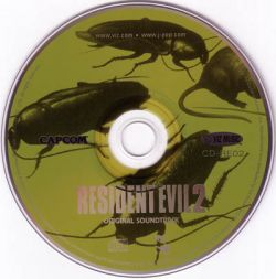 Cd Re02 Resident Evil 2 Original Soundtrack Vgmdb