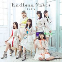 i ☆ Ris - Endless Notes detail single cd dvd watch official pv youtube lyrics kanji romaji Ending anime Grimms Notes The Animation (グリムノーツ)