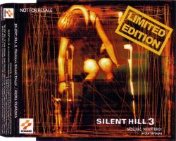 Silent Hill 3 Original Soundtrack Limited Edition Vgmdb