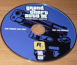 Grand Theft Auto III Soundtrack Sampler (Black) - VGMdb