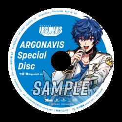Brmm 10289 Argonavis Special Disc Ren Nanahoshi Argonavis Ver Vgmdb