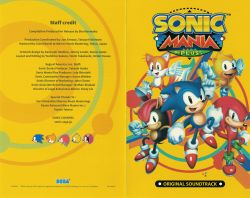 610-9179 | Sonic Mania Plus Original Soundtrack - VGMdb