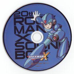 CPCA-10324~35 | 20th Anniversary ROCKMAN X SOUND BOX - VGMdb