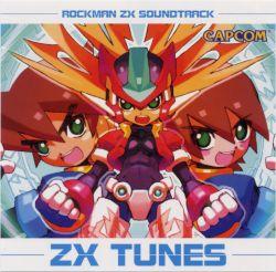 INTIR-008~9   Rockman ZX Soundtrack: ZX Tunes - VGMdb