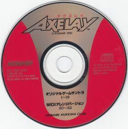 Resultado de imagen de axelay opening