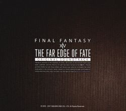SQEX-20033 | THE FAR EDGE OF FATE: FINAL FANTASY XIV Origina ...