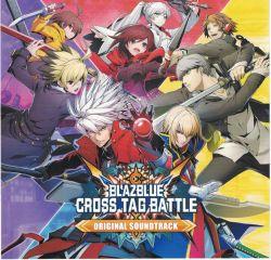 ASWJP-18003 | BLAZBLUE CROSS TAG BATTLE Original Soundtrack