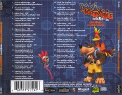 SE-2059-2 | Banjo-Kazooie Nuts & Bolts Original Soundtrack